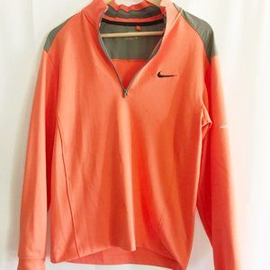 Nike Golf Dri-Fit Long Sleeved Pullover sz Sm